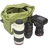 Yimidear 防水 防振 カメラカバー インナーボックス デジカメラインナーバッグ 一眼レフカメラケース カメラボックス カメラバッグアクセサリー (S)