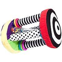 Sassy Tumbling Toy Tubes by Sassy [並行輸入品]