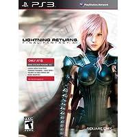 Final Fantasy XIII Lightning Returns PS3 Playstation 3 with BONUS Steelbook Packaging + DLC [並行輸入品]
