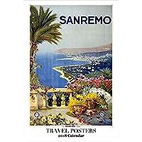 Retrospect Group Travel Posters-2018 Calendar [並行輸入品]