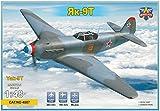 モデルズビット 1/48 ソ連空軍 ヤコブレフYak-9T戦闘機 プラモデル MVT4807