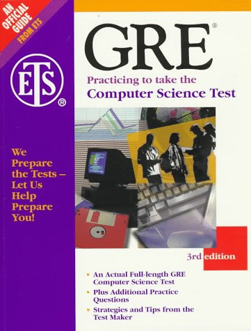 Download Gre: Practicing to Take the Computer Science Test (3rd ed) 0446396281
