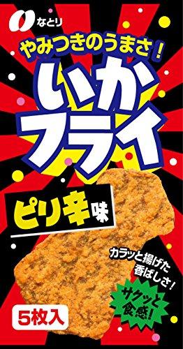 いかフライ ピリ辛味 10袋