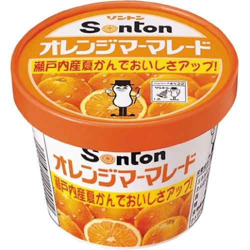 ソントン Fカップ(ファミリーカップ) オレンジマーマレード 150g×12個