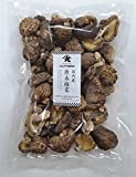 国産・原木干し椎茸 訳ありどんこ椎茸120g×4袋 【規格外】