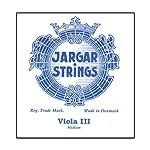 JARGAR STRINGS ( ヤーガー ストリングス ) 弦 G スチール / クロームスチール巻 Viola ( ヴィオラ ) 用