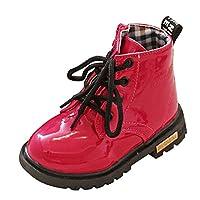 ルテンズ(Lutents )乳児靴 温かい 女の子 男の子 滑り止め 子供 靴 花柄 シンプル 0-3歳 誕生日 プレゼント ベビーシューズ 耐磨 おしゃれ カッコイ 履きやすい キッズ ブーツ