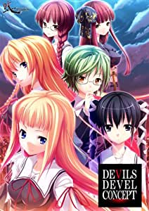 DEVILS DEVEL CONCEPT 初回版