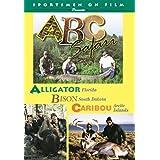 ABC Safari (Alligator, Bison & Caribou)