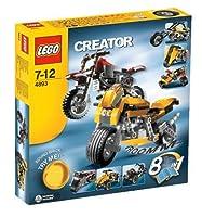 レゴ (LEGO) クリエイター・モーターバイク 4893