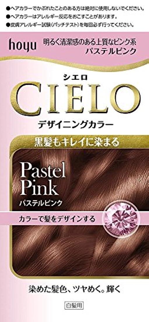 系統的宣伝不良品ホーユー シエロ デザイニングカラー (パステルピンク)×6個