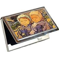 2つ子by Vincent Van Goghビジネスカードホルダー