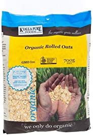 Kialla Pure Foods Rolled Oats, 700 g