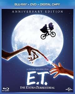 E.T.コレクターズ・エディション(初回限定生産) [Blu-ray]