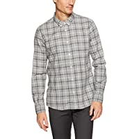 French Connection Men's Multi Grid Reg Fit Shirt