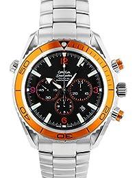 [オメガ] 腕時計 OMEGA 2218.50 シーマスター プラネットオーシャン クロノグラフ コーアクシャル 600m [中古品] [並行輸入品]