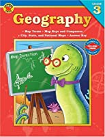 Geography, Grade 3 (Brighter Child Workbooks (Paperback))