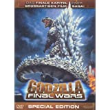 Godzilla Final Wars Special ed