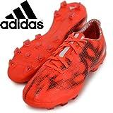 アディダス(adidas) ハードグラウンド用 サッカースパイク 24.5cm F10 HG B40210 ソーラーレッド/ランニングホワイト/コアブラック 国内正規品