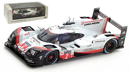 1/43 ポルシェ 919 Hybrid No.2 Winner Le Mans 2017 Porsche LMP Team T. Bernhard - E. Bamber - B. Hartley
