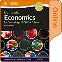 Complete Economics for Cambridge Igcse and O Level: Online Student Book (Cie Igcse Complete)