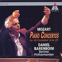 Piano Concerti 26 & 27