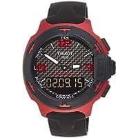 [ティソ]TISSOT 腕時計 T-Race TOUCH Aluminium(ティーレース タッチ アルミニウム) T0814209720700 メンズ 【正規輸入品】