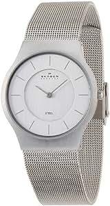 [スカーゲン]SKAGEN 腕時計 basic steel mens 233LSS ケース幅: 34mm Ultra Slim メンズ [正規輸入品]