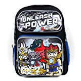 Backpack - Lego - Chima - Unleash Power Black Large School Bag New 078885