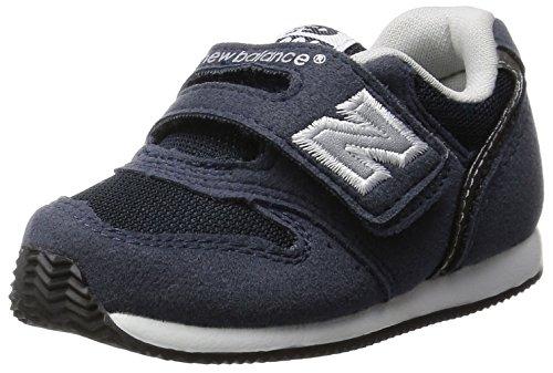 [ニューバランス] ベビーシューズ FS996 / IV996 (現行モデル) 運動靴 通学履き 男の子 女の子 22_CEI(ネイビー) 16.5 cm