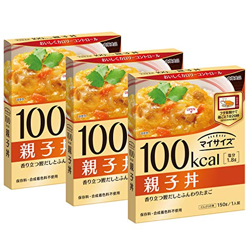マイサイズ 親子丼 150g