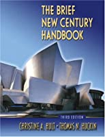 Brief New Century Handbook, The (with CD and MyCompLab) (3rd Edition) (MyCompLab Series)