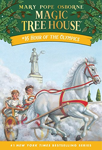 Hour of the Olympics (Magic Tree House (R))の詳細を見る