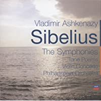 Sibelius: The Symphonies / Tone Poems / Violin Concerto (2003-10-14)