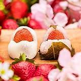 手土産 ギフト スイーツ かわいい 和菓子 岐阜/いちご桜餅 いちご大福セット 8ヶ /