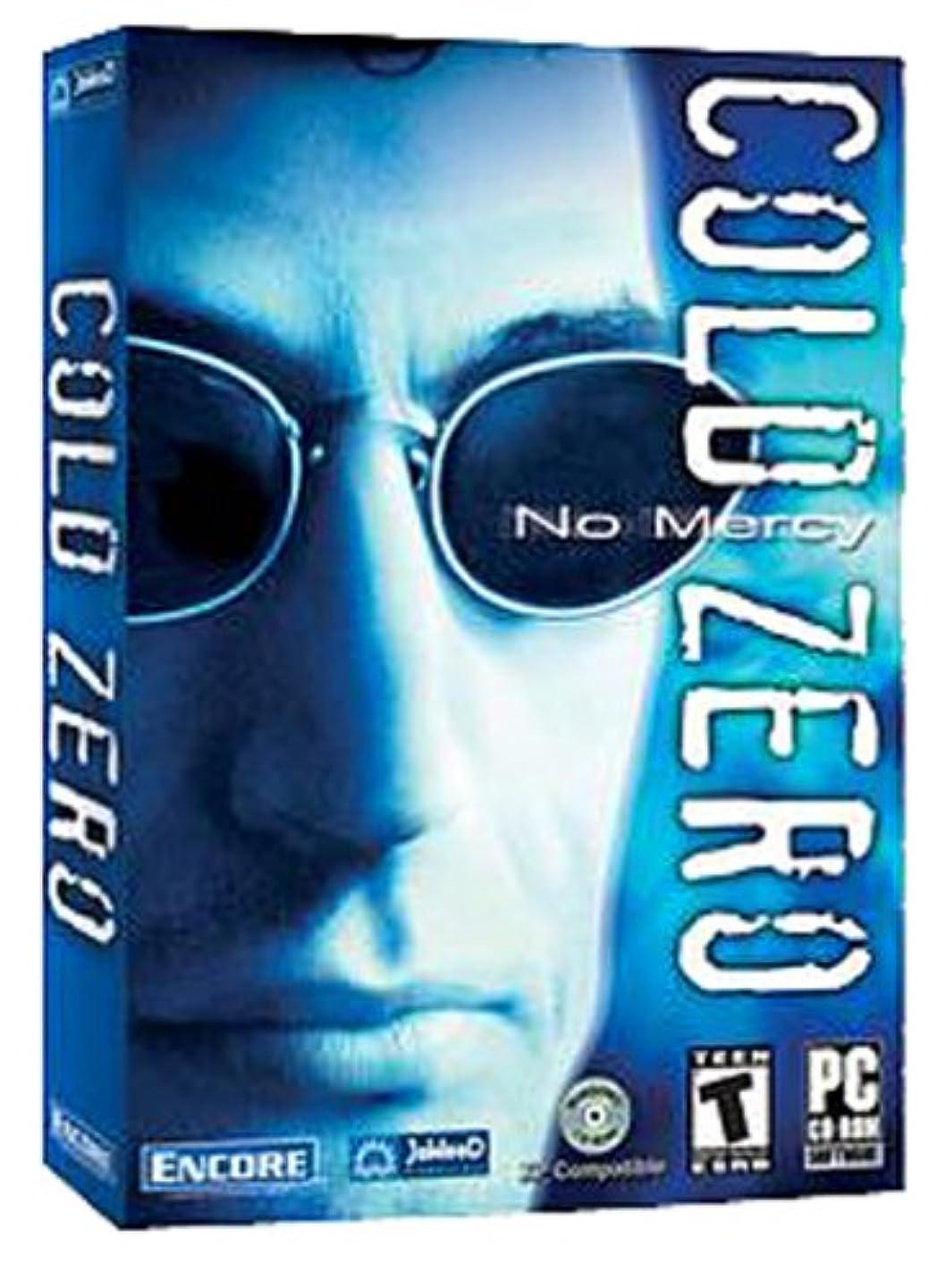 タイプライター憧れ飼料Cold Zero: No Mercy (輸入版)