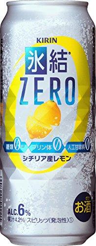キリン 氷結ZERO シチリア産レモン 缶 500ml×24本