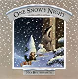 One Snowy Night: Collection (Percy the Park Keeper)