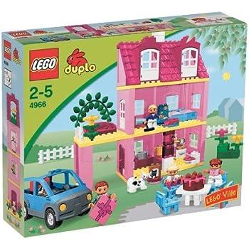 レゴ (LEGO) デュプロ ドールハウス 4966