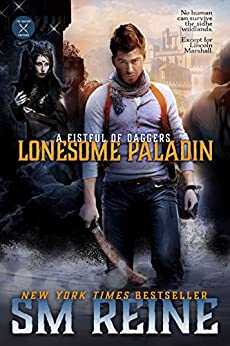 Lonesome Paladin: An Urban Fantasy Novel (A Fistful of Daggers Book 1) by [Reine, SM]