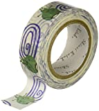 シール堂 シンジカトウ 和紙 マスキングテープ Shinzi Katoh Washi masking tape (10020 河童)