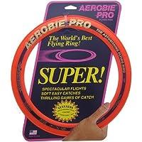 Aerobie Pro Flying Ring 13インチ、レッド、モデルa13サイズ:色:赤モデル:、Toys & Play