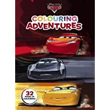 Disney Pixar Cars: Colouring Adventures