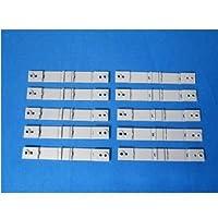 ロクハン Zゲージ A007 複線用架線柱ベース (10個入り)
