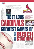 St Louis Cardinals: The Greatest Games of Busch [DVD] [Import]