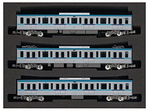 Nゲージ 4222 東京メトロ15000系 増結用中間車3両セットB (動力無し) (塗装済完成品)