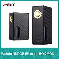 VAPE 電子タバコ Wotofo NUDGE BF mech BOX MOD (ウォトフォ ナッジ オブ メッチ ボックス モッド)
