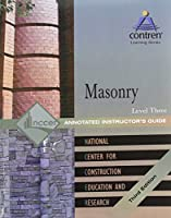 Masonry Level 3 AIG, 2004 Revision, Perfect Bound
