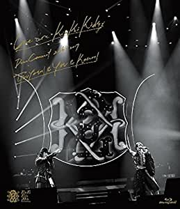 We are KinKi Kids Dome Concert 2016-2017 TSUYOSHI & YOU & KOICHI(通常盤) [Blu-ray]