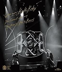 We are KinKi Kids Dome Concert 2016-2017 TSUYOSHI & YOU & KOICHI(通常盤) [Blu-ray]